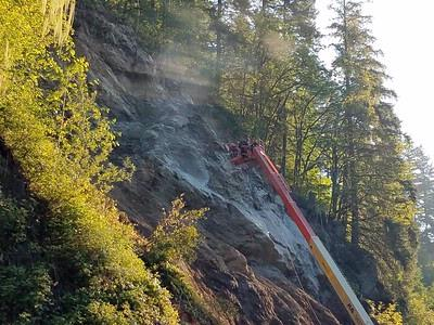 Reopening of North Cascades Highway