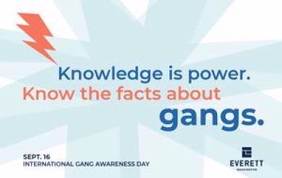 2nd Annual Gang Awareness event