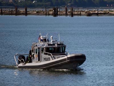 Marine Services Unit prepare for Operation Dry Water