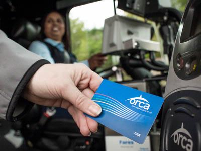 ORCA LIFT Low-Income Bus Fare