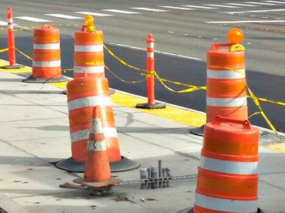 Roadwork to bring safety improvements