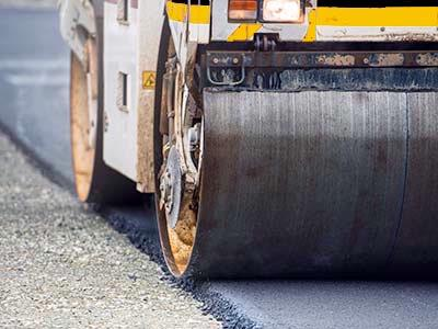 Resurface More Than 88 Miles of Roads  This Summer