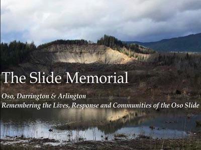SR 530 Slide Permanent Memorial Effort