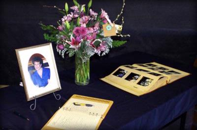 Celebrating the Life of Sue Sullivan