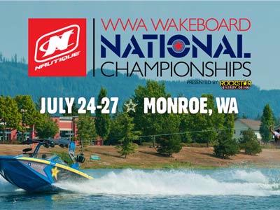 2019 Nautique WWA Wakeboard National Championships