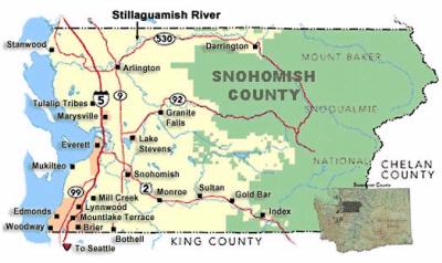 Snohomish County is Third Healthiest