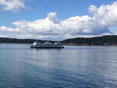 Ferry schedules to remain in place