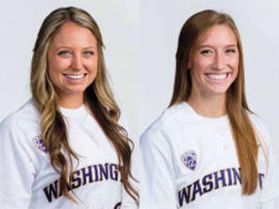 Huskies Post Four Homers To Sweep Arizona State