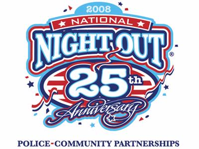 25th Annual National Night Out