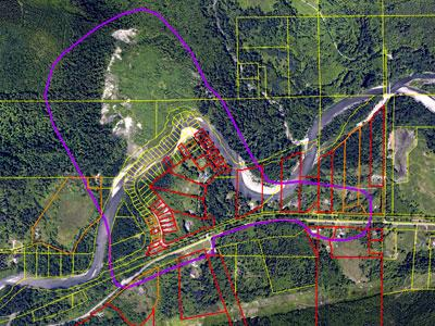 Snohomish County Mudslide Map