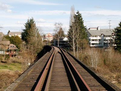 Snohomish to Renton 42-mile rail and trail BNSF corridor:LISTED