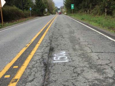 Resurfacing work on several NW Washington highways