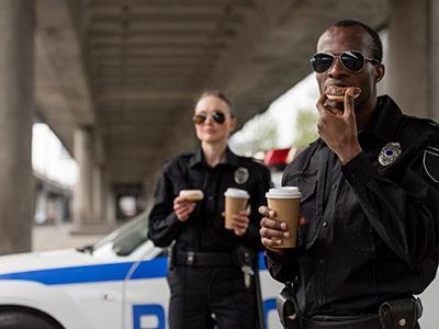 Amid police shortage