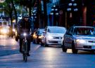 Bike and pedestrian collision risks